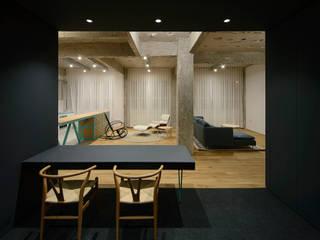 Ruang Kerja oleh Garmendia Cordero arquitectos, Industrial