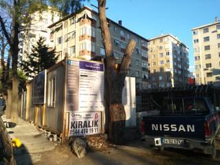 MAHAL MİMARLIK – Kadıköy Konut Projesi:  tarz Apartman