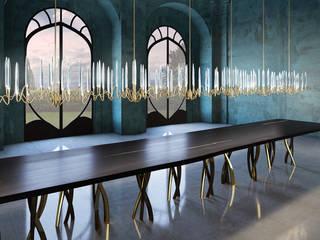Il Pezzo Mancante Srl ห้องทานข้าวไฟห้องทานข้าว