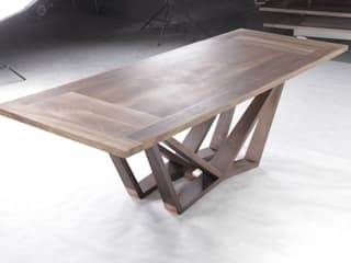 Stoły drewniane: styl , w kategorii  zaprojektowany przez Art Loft,
