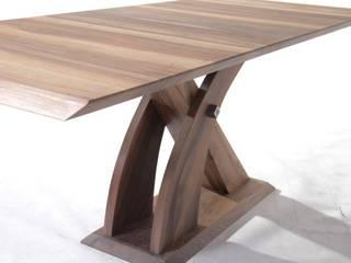 Elegancki stół tango: styl , w kategorii  zaprojektowany przez Art Loft