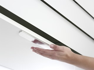 Electric Tambour Door Climber:   by Deseo