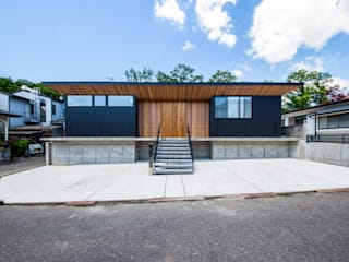 External Appearance: STaD(株式会社鈴木貴博建築設計事務所)が手掛けた家です。,