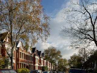London Brownstones:  Houses by Knox Bhavan Architects