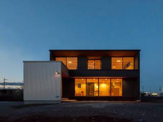 STaD(株式会社鈴木貴博建築設計事務所) Minimalistische Häuser
