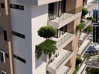 SINCELEJO - 2015 Casas modernas de Cabas/Garzon Arquitectos Moderno
