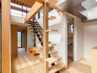 Cat Walk: STaD(株式会社鈴木貴博建築設計事務所)が手掛けた和室です。