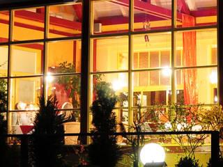 Neubau Restaurantbereich :  Gastronomie von Architektur & Design, Köstler & Placek