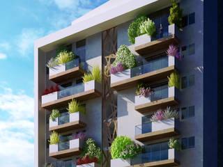 Mussol Casas modernas de O11ceStudio Moderno