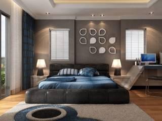 KELLER WILLIAMS – GAYRİMENKUL:  tarz Yatak Odası