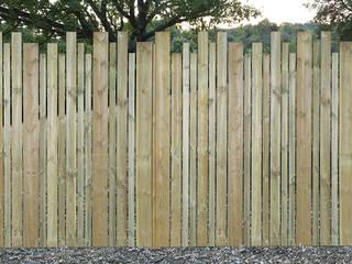 Braun & Würfele - Holz im Garten 庭院 木頭