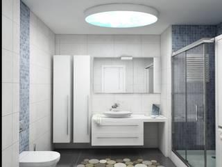 Bagno moderno di REYHAN MUTFAK I BANYO I DEKORASYON Moderno