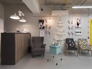 Salon fryzjerski Trendy Półwiejska Poznań od atoato Industrialny