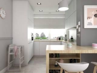 Kuchnia: styl , w kategorii Kuchnia zaprojektowany przez atoato