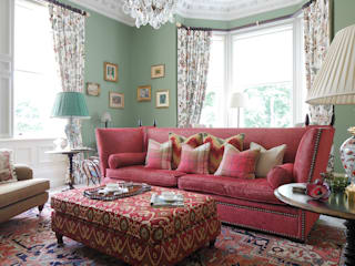 English Country Style: classic  by MN Design, Classic