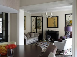 Deco Apartment - London: classic  by MN Design, Classic