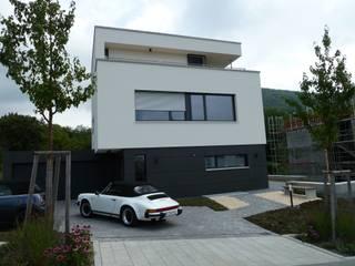 Einfamilienhaus bei Ulm:  Fenster von Karl Moll GmbH