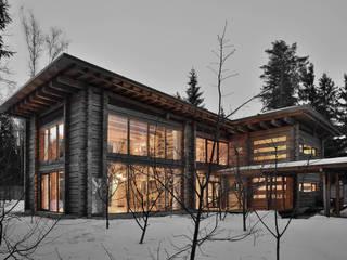 Modern home by Проект ОБЛО Modern