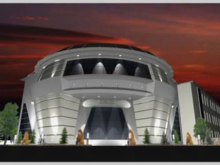 Modern Art Mimarlık – E.BİLECİK KONFERANS SALONU:  tarz
