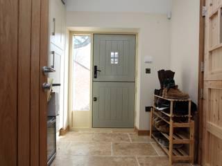 Cobblestone Barn Modern windows & doors by Simplicity Timber Solutions Ltd Modern