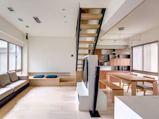 唯創空間設計公司 Living room