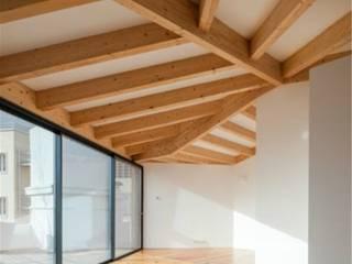 Roofbuldinghouse Lisboa por Eco||Sistema