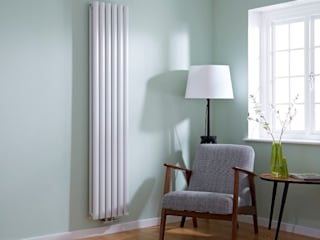 Middle Connection Radiators BestHeating UK HogarArtículos del hogar Hierro/Acero Blanco