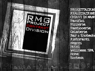 RMG Project Contract Division:  in stile industriale di RMG Project Contract Division, Industrial