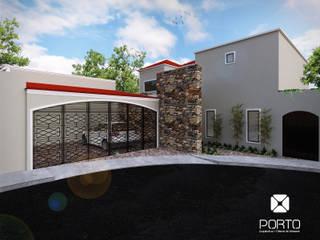 por PORTO Arquitectura + Diseño de Interiores