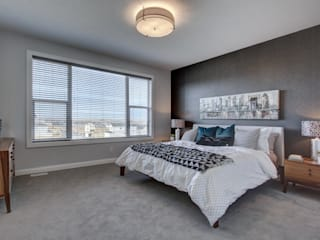 354 Sherwood Blvd: modern Bedroom by Sonata Design