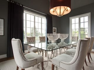 12 Tommy Prince Road SW Modern dining room by Sonata Design Modern