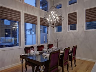 Modern dining room by Sonata Design Modern
