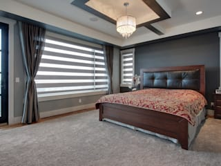 Private Residence: modern Bedroom by Sonata Design