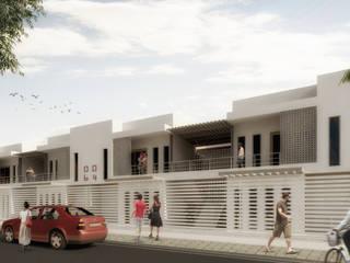 CONDOMÍNIO RESIDENCIAL NOVO HORIZONTE:   por Primo Piano Arquitetos