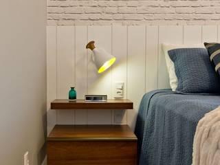 Espaço AD BedroomBedside tables