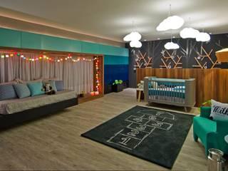 Espaço AD Nursery/kid's roomBeds & cribs