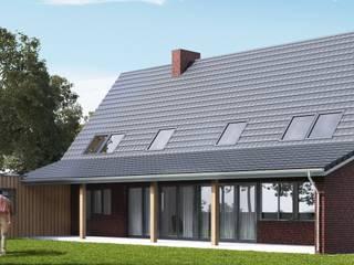 Brand I BBA Architecten Moderne Häuser