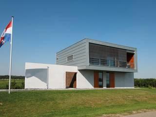 Moderne Häuser von Brand I BBA Architecten Modern