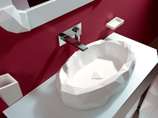 SANTANGELODESIGN BathroomSinks White
