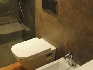 Casa Calas: Baños de estilo  de Morada arquitectura e interiorismo