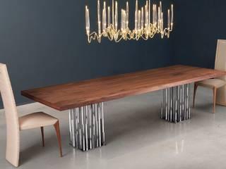 Il Pezzo Mancante Srl ห้องทานข้าวโต๊ะ