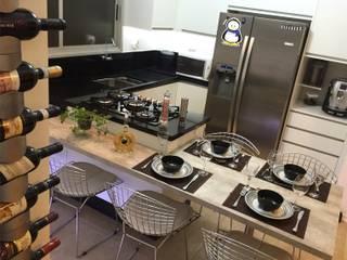 Cozinha Cozinhas modernas por Ariândina Lima Arquitetura Moderno