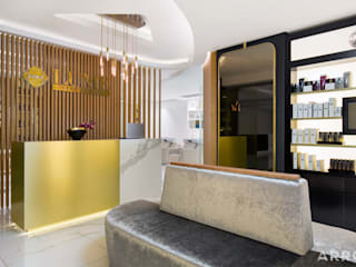 Eclectic style spa by ARRCC Eclectic