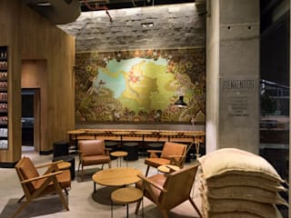 Para compartir: Oficinas y Tiendas de estilo  por Perceptual