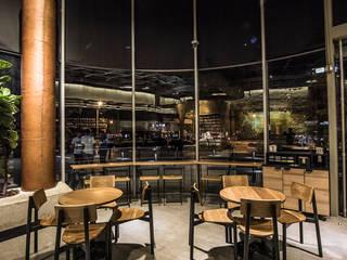 Para el café: Oficinas y Tiendas de estilo  por Perceptual