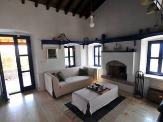 Salones de estilo  de Ebru Erol Mimarlık Atölyesi