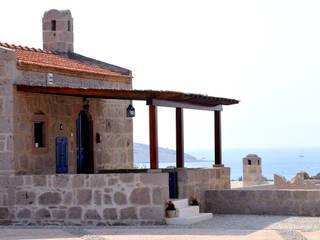 Casas de estilo  de Ebru Erol Mimarlık Atölyesi