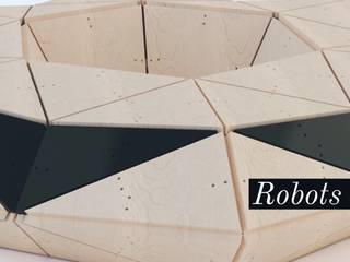 Robots do it better !:  de estilo  por GZ2 Arquitectura