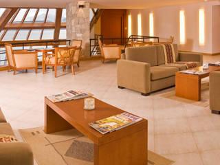 Salones modernos de Sidoni&Asoc Moderno