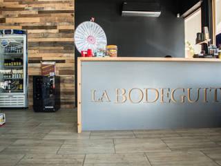 LA BODEGUITA by TAMEN arquitectura Rustic
